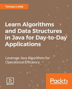 Learn Algorithms and Data Structures in Java for Day-to-Day Applications