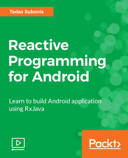 Reactive Programming for Android