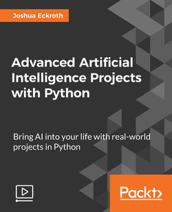Advanced Artificial Intelligence Projects with Python