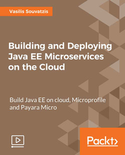 Building and Deploying Java EE Microservices on the Cloud