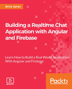 Building a Realtime Chat Application with Angular and Firebase