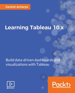 Learning Tableau 10.x