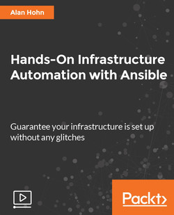 Hands-On Infrastructure Automation with Ansible