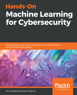 Hands-On Machine Learning for Cybersecurity