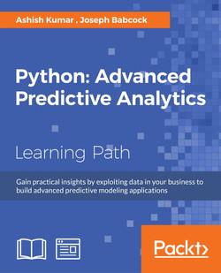 Python: Advanced Predictive Analytics