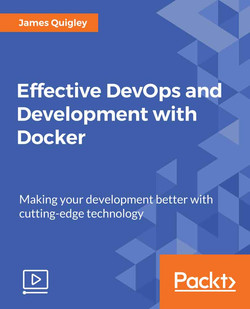 Effective DevOps and Development with Docker