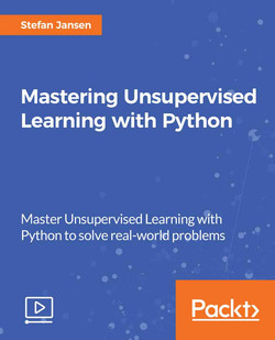 Mastering Unsupervised Learning with Python
