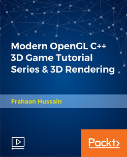Modern OpenGL C++ 3D Game Tutorial Series & 3D Rendering