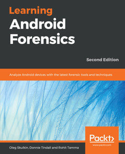 Learning Android Forensics - Second Edition
