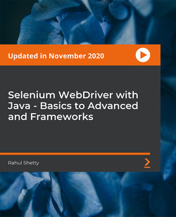 Selenium WebDriver with Java - Basics to Advanced& Interview