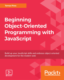 Beginning Object-Oriented Programming with JavaScript