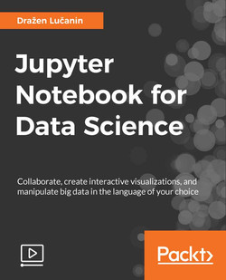 Jupyter Notebook for Data Science