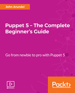 Puppet 5 – The Complete Beginner's Guide