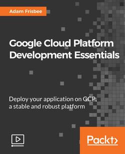Google Cloud Platform Development Essentials
