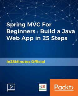 Spring MVC For Beginners