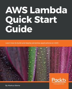 AWS Lambda Quick Start Guide