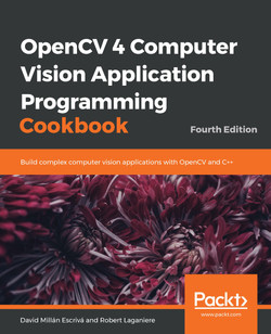 OpenCV 4 Computer Vision Application Programming Cookbook - Fourth Edition