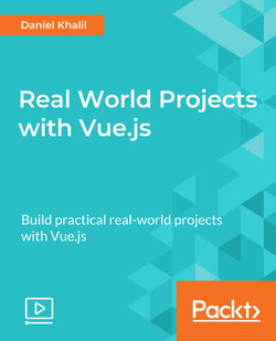 Real World Projects with Vue.js