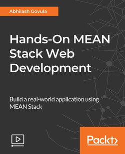 Hands-On MEAN Stack Web Development