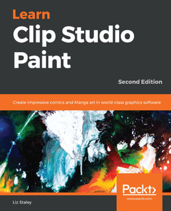 Learn Clip Studio Paint - Second Edition