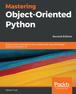 Mastering Object-Oriented Python - Second Edition