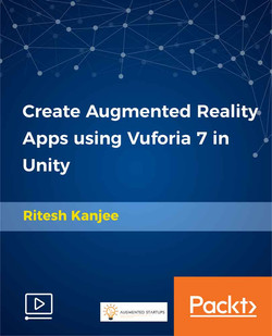 Create Augmented Reality Apps using Vuforia 7 in Unity