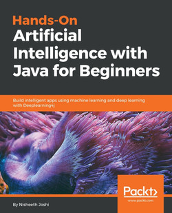 Hands-On Artificial Intelligence with Java for Beginners