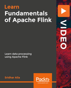 Fundamentals of Apache Flink