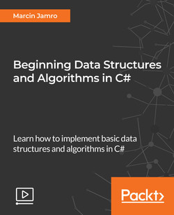 Beginning Data Structures and Algorithms in C#