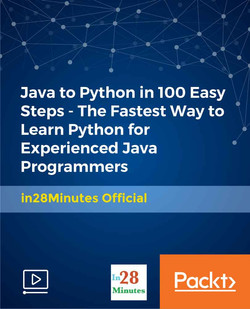 Java to Python in 100 Easy Steps