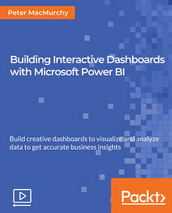 Building Interactive Dashboards with Microsoft Power BI