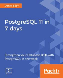 PostgreSQL 11 in 7 days