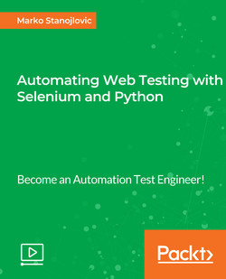 Automating Web Testing with Selenium and Python
