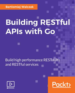 Building RESTful APIs with Go
