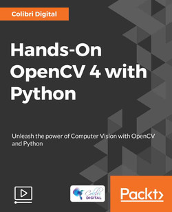 Hands-On OpenCV 4 with Python