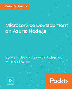Microservice Development on Azure: Node.js