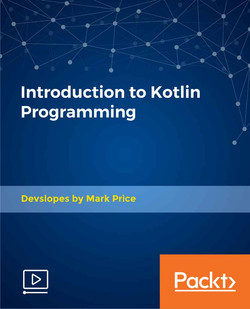 Introduction to Kotlin Programming