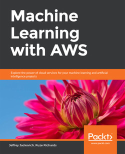Machine Learning with AWS