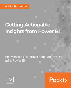 Getting Actionable Insights from Power BI