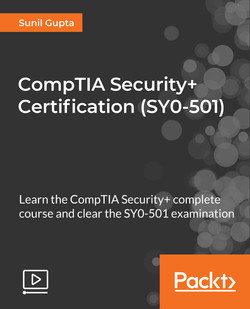 CompTIA Security+ Certification (SY0-501)