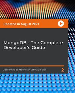 MongoDB - The Complete Developer's Guide