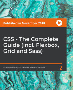 CSS - The Complete Guide (incl. Flexbox, Grid and Sass)