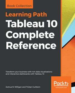 Tableau 10 Complete Reference