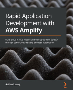 Rapid Application Development with AWS Amplify