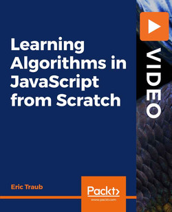 Learning Algorithms in JavaScript from Scratch