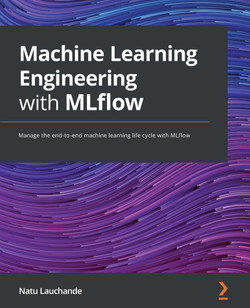 Machine Learning Engineering with MLflow