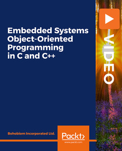 Embedded Systems Object-Oriented Programming in C and C++