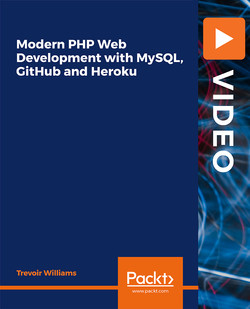 Modern PHP Web Development with MySQL, GitHub and Heroku