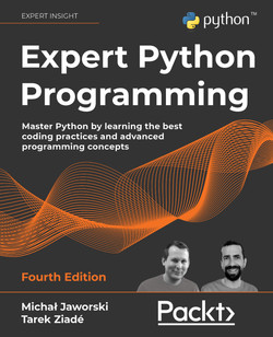 Expert Python Programming - Fourth Edition