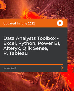 Data Analysts Toolbox: Excel, Python, Power BI